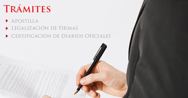 Inicio apostilla y legalizaci n de documentos for Tramites web ministerio del interior